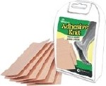 ADHESIVE KNIT SHEETS, 3 X 5