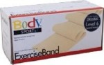 6 YARD ROLL RESISTANCE BAND SPECIAL HEAVY, BLACK
