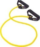 YELLOW RESISTANCE TUBE, LATEX, MEDIUM