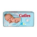 First Quality Cuties® Sensitive Soft Pack 6-7/10